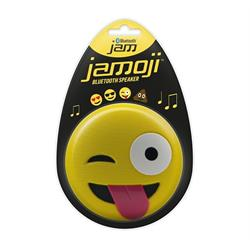 "JAMOJI ""WINKING FACE"" PORTABLE BLUETOOTH SPEAKER HX-PEM01 Image"