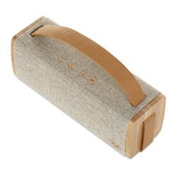 MARLEY RIDDIM, NATURAL, BLUETOOTH SPEAKER EM-JA012-NL Image