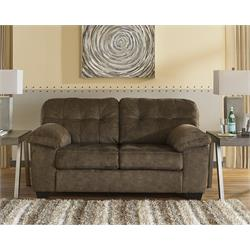"ASHLEY ""ACCRINGTON EARTH"" LOVESEAT 7050835 Image"