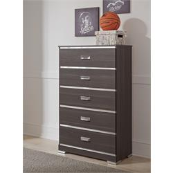 "ASHLEY ""ANNIKUS GRAY"" CHEST B132-46 Image"