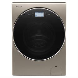 WHIRLPOOL 2.8 CU FT SMART ALL-IN-ONE WASHER & DRYE WFC8090GX Image