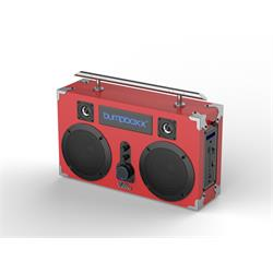 BUMPBOXX ULTRA RED BLUETOOTH BOOMBOX ULTRA RED Image