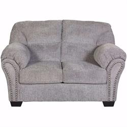 "ASHLEY ""ALLMAXX PEWTER"" LOVESEAT 2810535 Image"
