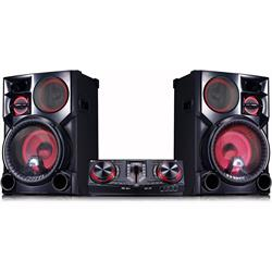 LG 3500 WATT STEREO SYSTEM, BLUETOOTH, PARTY THRUS CL98 Image
